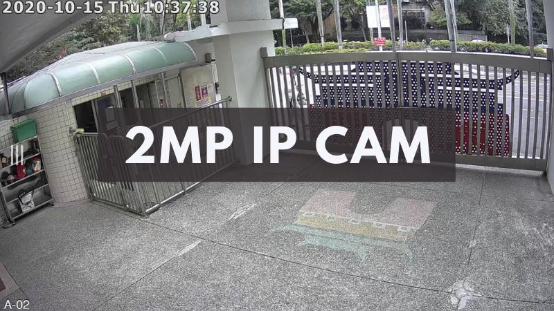 2MP IP cam